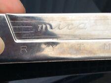 harmonica mouth organ