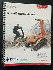 SolidWorks Schweißkonstruktion; Trainingshandbuch 2014