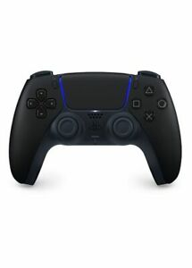 PS5 Dualsense Wireless Controller Midnight Black (PS5) Brand New & Sealed