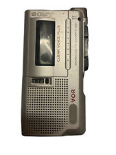 Sony M-560V Microcassette-Corder Tape Recorder Player VOR: Parts or Repair