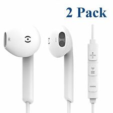 In Ear Headphones,iPhone Earphones Wired Earbuds + Microphone & Remote Control