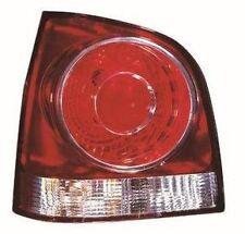 VOLKSWAGEN POLO Unità di Luce Posteriore Lato Passeggero'S Lampada Posteriore Unità 2005-2009