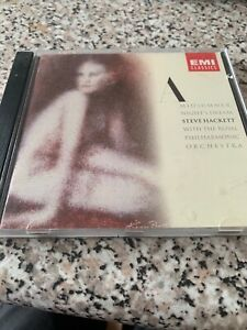 CD Promo - Steve Hackett with the Royal Philharmonic Orchestra 'A Midsummer Nigh