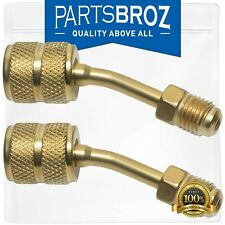 R410a Adapter for Mini Split HVAC System 5/16 Female Quick by PartsBroz