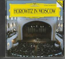 HOROWITZ IN MOSCOW Vladimir Horowitz CD