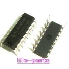 100 PCS CD4017BE DIP-16 CD4017 COUNTERS/DIVIDERS