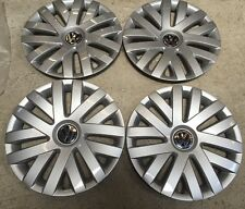 "SET of 4 61559 16"" Hubcaps Wheelcovers 10 11 12 13 2014 VW Volkswagen JETTA New"