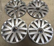 "SET of 4 61559 16"" Hubcaps Wheelcovers 10 11 12 13 2014 VW Volkswagen JETTA New"