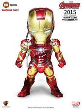 Marvel Avengers Kids Logic Nation Strap Plugy Battle Damaged Mark 43 Exclusive