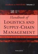 Handbook of Logistics and Supply-Chain Management [Handbooks in Transport]