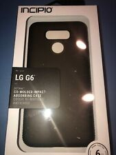 Incipio Octane Co-Molded Shock Absorbing Snap Case For LG G6  Smoke
