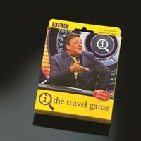 QI The Travel Game - Gift Present Christmas Kids BBC Quiz Adult