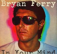 BRYAN FERRY (OF ROXY MUSIC) in your mind 2302 055 A1/B1 1st press uk LP PS VG/EX