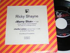 """7"""" - Ricky Shayne & die Cornehlsen Singers Mamy Blue - Promo Cover # 2310"""