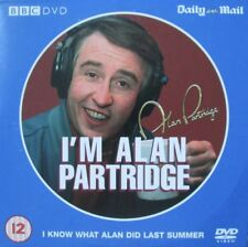 IM ALAN PARTRIDGE DVD I KNOW WHAT ALAN DID LAST SUMMER