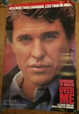 SOMEONE TO WATCH OVER ME 1987 ORIGINAL MOVIE POSTER Tom Berenger, Mimi Rogers