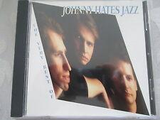 Johnny Hates Jazz - The Very Best of - EMI Virgin CD made in UK Swindon no ifpi