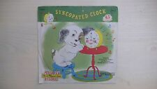 RARE Peter Pan Records SYNCOPATED CLOCK 45rpm EP