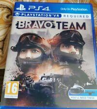 Bravo Team | PlayStation 4 PS4 VR PSVR New