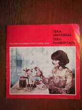 HAUSHALT - SCHOTT Jenaer Glas - Teka-Universal Mehrzweck-Krug - Prospekt (1975)