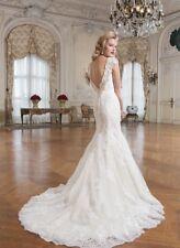 Justin Alexander Wedding Dress 8758 Light Gold/Ivory Used