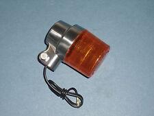 HONDA CB 250 400 450 500 750 Four k0-k6 Dax e-gepr LIQUORE VETRO LAMPEGGIATORE Flasher