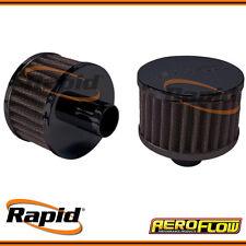 Black Push In Breather Aeroflow AF2271-1170
