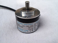 Incremental rotary photoelectric solid axis pulse encoder NOC-S200-2MHC