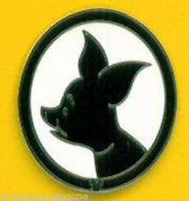 PIGLET SILHOUETTE Winnie the Pooh Collection 2009 Hidden Mickey Disney Pin 69754