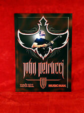 "THREE (3)<<>>Dream Theater ""John Petrucci"" Ernie Ball Posters<<>>RARE<<>>"