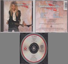 The Best of VANDENBERG Atco 1985 GERMANY Pressing CD Burning Heart Wait 80s Rock