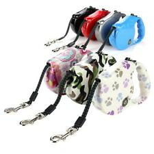 Dog Retractable Leash Strong Nylon Automatic Extending Different Sizes Leashes