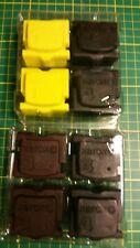 colorqube 8570 xerox 4 cartouches noires, 2 jaunes, 2 magenta sans les boites