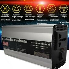 800w Onduleur Inverter Converter 12v 24v DC to 110v 220v 230v AC mobil home car