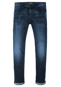 Scotch & Soda Mens Skim-Blauw Me Away Skinny New Jeans 141188