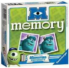 Ravensburger Monsters University MINI gioco di memoria