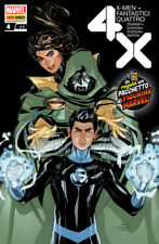 X-Men + Fantastici Quattro N° 4 - Marvel Miniserie 234 - Panini - ITA #MYCOMICS