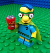 Lego 71009 The Simpsons Series 2 FALLOUT BOY MILHOUSE Cola Minifig Minifigure