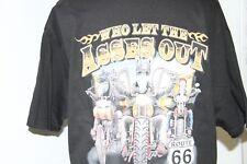 Harley-Davidson Herren T-Shirt Oatman schwarz Gr. L neu