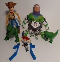 Disney Pixar Toy Story  Lot Of 7 Figures