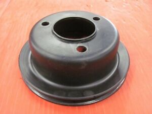 65 66 67 Mustang Ford  260 289 Crank Pulley C5AE A 1965 65 Hi Po