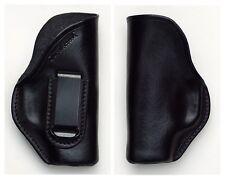 Turtlecreek Leather IWB Holster Beretta Nano - Right Hand Pattern & Fixed Clip