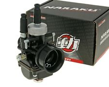 Naraku Carburador Edición Negro 21mm Minarelli Piaggio Gilera
