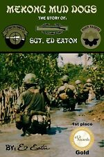 """Signed, Ed Eaton 9th Infantry """"Vietnam"""" Sniper book"""