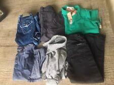 Lot of Toddler Boys Designer Clothes 3T True Religion Hudson Burberry (6 Pieces)