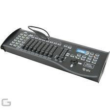 QTX dm-x12 DM X12 192 chaîne DMX DJ éclairage contrôleur avec manette de jeu &