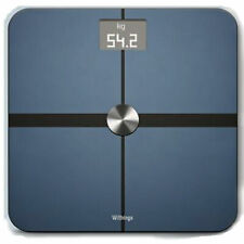 New Withings/Nokia Body - Smart Body Composition Wi-Fi Ditial Scale - Black