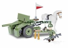 37mm WZ.36 Bofors - COBI 2184 - 80 brick anti-tank gun