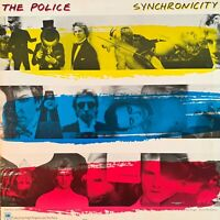 THE  POLICE*Pre-Owned LP**SYNCHRONICITY  SP-3735.....