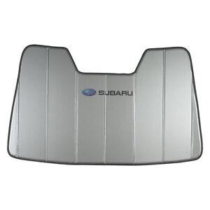 2015-2018 Subaru Foldable Sun Shade Impreza WRX STi Crosstrek OEM NEW SOA3991310